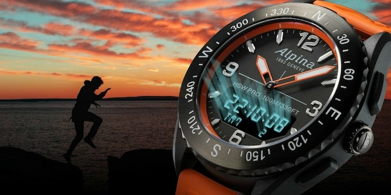 top 10 smartwatches and hybrids of baselworld 2018 1 - Top smartwatches and hybrids of Baselworld 2018