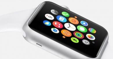 Apple Watch apps leaving