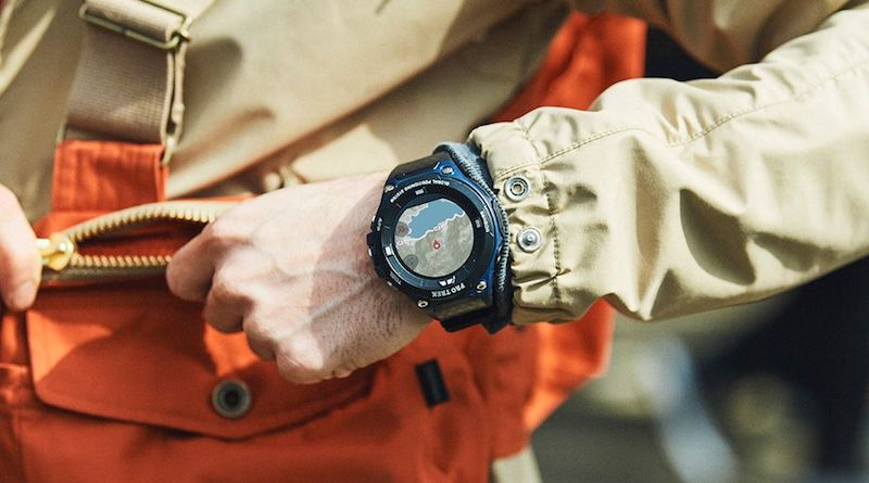 Casio announces a more affordable version of its WSD-F20 smartwatch