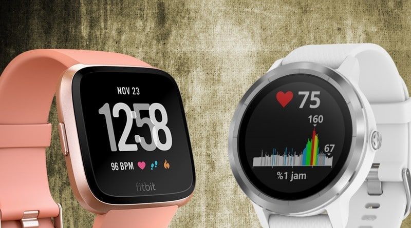 Choosing between Fitbit Versa and Garmin Vivoactive 3