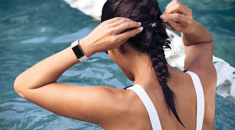If you really want a waterproof Fitbit, there are options