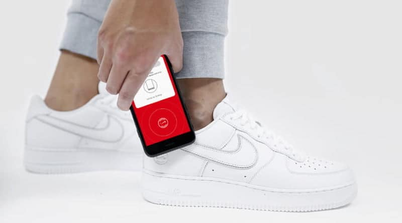Nike to release limited edition NFC sneakers