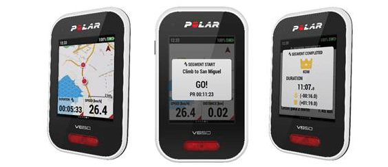 polar v650 firmware update brings strava live segments and more - Polar V650 firmware update brings Strava Live Segments and more