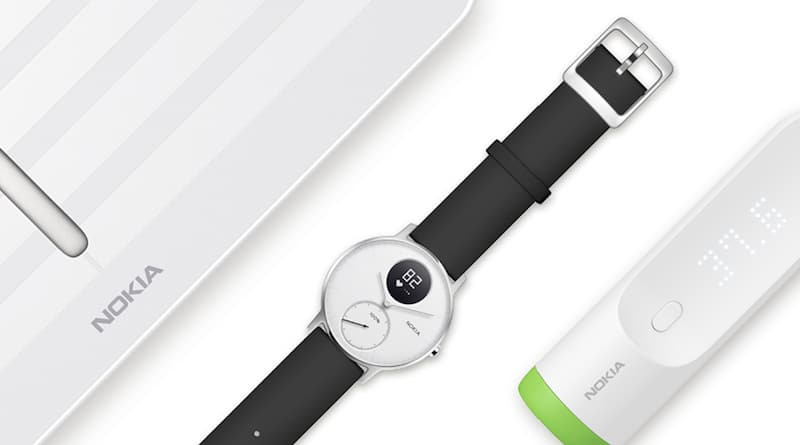 Samsung is also interested in Nokia's health division