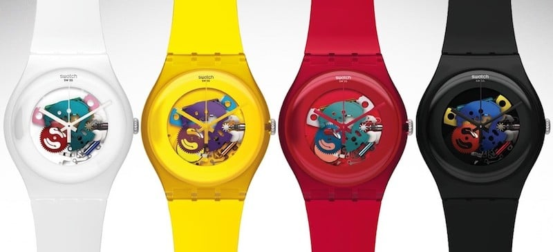 swatch ceo sees smartwatches as opportunity not threat 2 - Swatch prepares to tackle Apple and Google with its own smartwatch OS