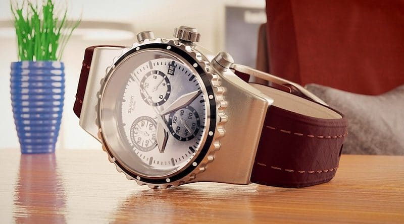 288a5966f0b Swatch CEO sees smartwatches as opportunity not threat