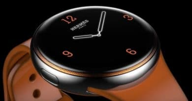 A circular Apple Watch could be on the way