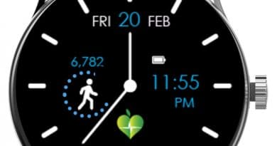 LifeLeaf, the first smartwatch to non-invasively monitor glucose preps for launch