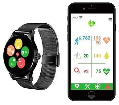 lifeleaf the first smartwatch to non invasively monitor glucose preps for launch - LifeLeaf, the first smartwatch to non-invasively monitor glucose, preps for launch