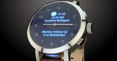 Martian Watches shuts down shop and cancels mVoice G2 hybrid