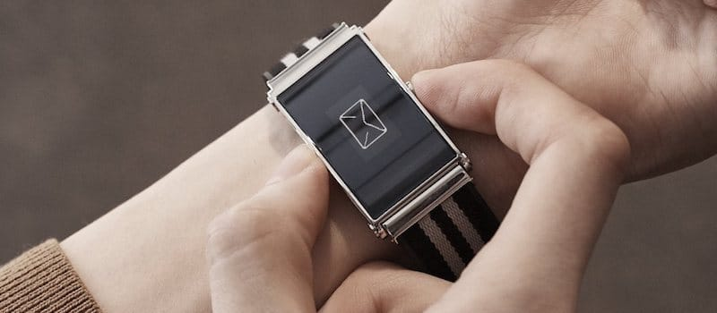 montblanc s new watch strap makes your mechanical timepiece smart 1 - Montblanc's new watch strap makes your mechanical timepiece smart