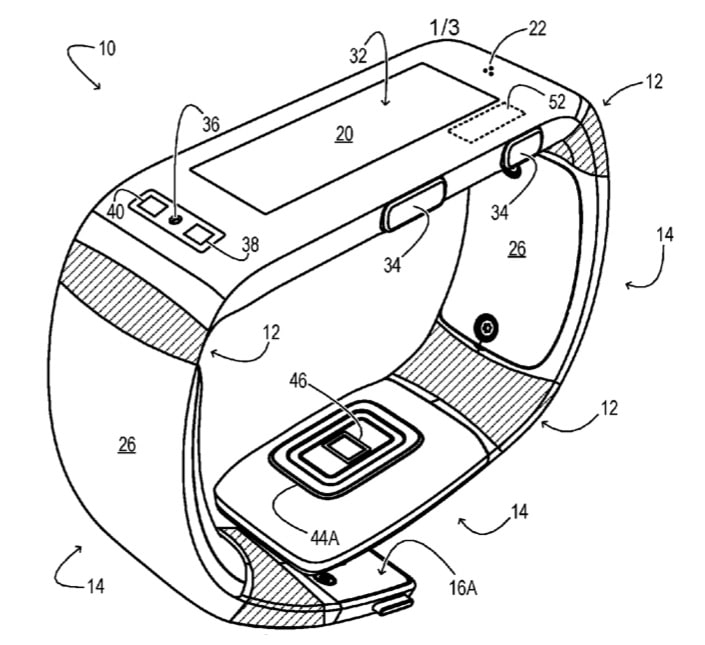 patents suggest a new microsoft band might still be on the cards Microsoft Office 2016 patents suggest a new microsoft band might be on the cards