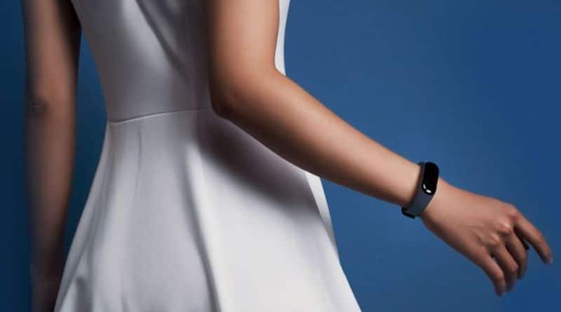 xiaomi announces mi band 3 comes with upgraded oled nfc and more 1 - Xiaomi announces Mi Band 3, comes with upgraded OLED, NFC and more
