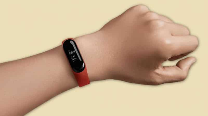 xiaomi announces mi band 3 comes with upgraded oled nfc and more - Xiaomi announces Mi Band 3, comes with upgraded OLED, NFC and more