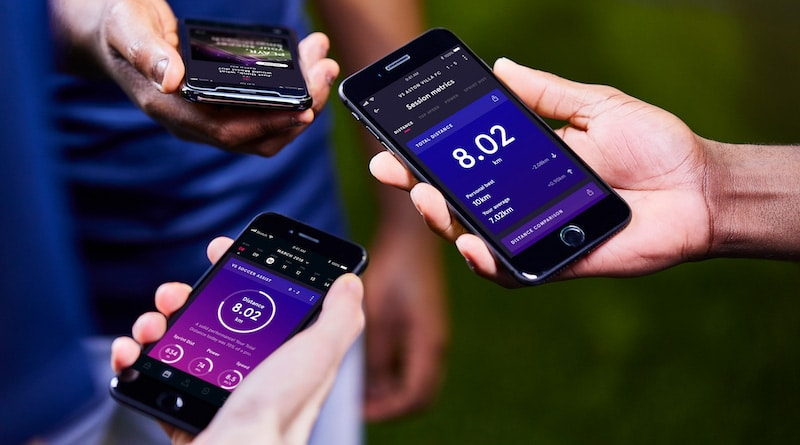 catapult launches performance enhancing wearable for amateur footballers 1 - PLAYR coaches amateur footballers to prepare, perform and recover like the pros
