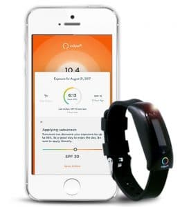 eclipse rx tells you when its time to head for the shade 260x300 - This sun-powered wearable tells you when its time to head for the shade