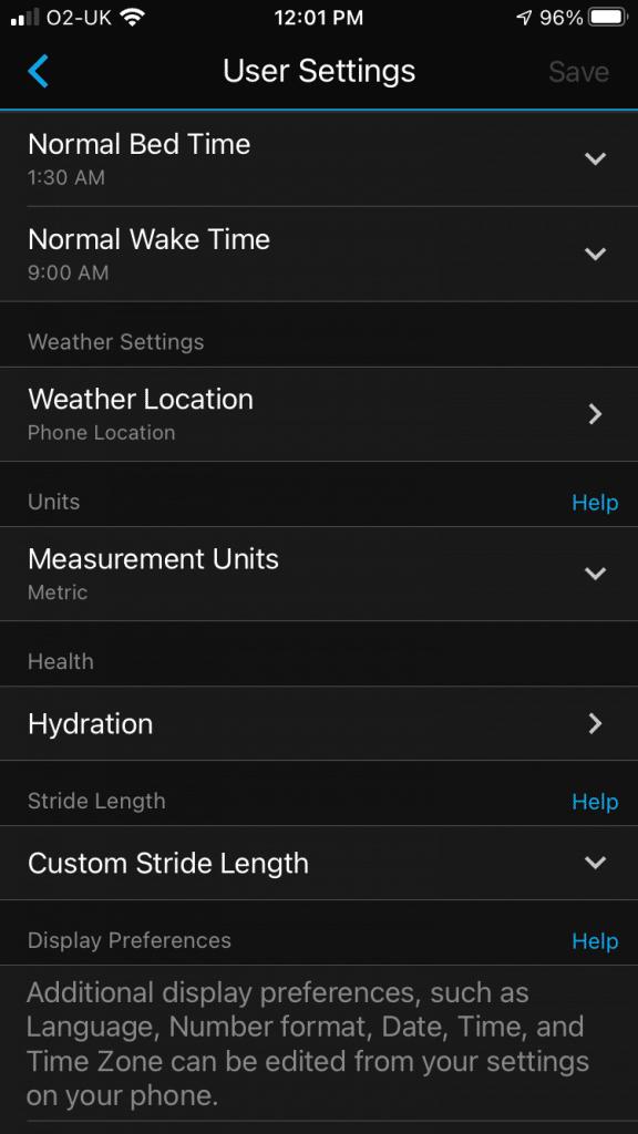 garmin upgrades sleep tracking on select wearables 3 576x1024 - My Garmin device has stopped tracking sleep - troubleshooting tips