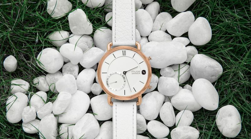 Muse Wearables: the feature-packed luxury hybrid smartwatch