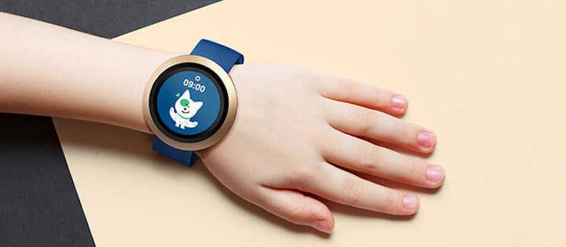 naver labs aki kids smartwatch 2 - The AKI smartwatch uses Samsung technology to keep your little ones safe