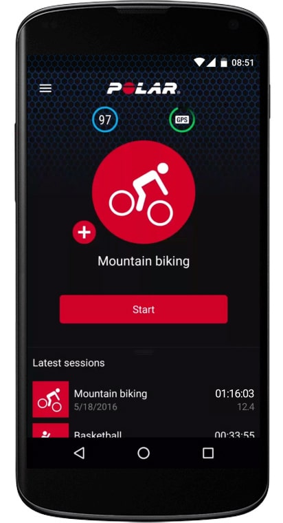 Polar Beat heart rate training app gets smart coaching features