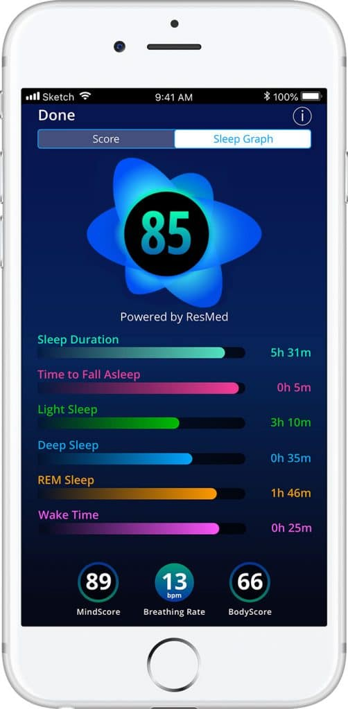 sleepscore s new smartphone app uses sonar technology to monitor sleep 1 502x1024 - SleepScore Labs smartphone app uses sonar technology to monitor sleep