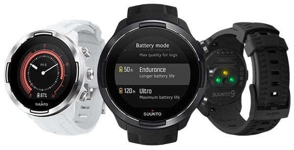 the new suunto 9 is a high end sports watch with awesome battery life 1 - Suunto 9 is a high-end sports-watch that won't have you worried about battery life