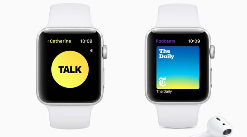 watchos 5 brings a slew of fitness siri and communication improvements 11 - WatchOS 5 incoming September 17th, what's new and different