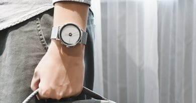 GLIGO E-Ink Smartwatch: a styl hybrid with 2 year battery life