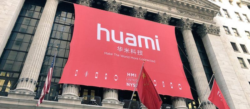 Huami acquires core assets of Zepp in bid to enter sports products market