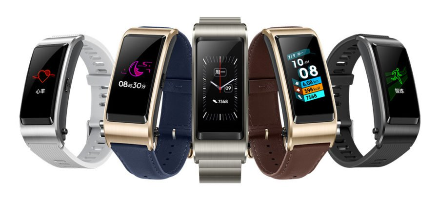 huawei launches talkband b5 in china - Huawei launches TalkBand B5 in China