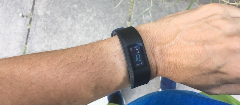 Review: Garmin Vivosport, a lightweight in size but not in features