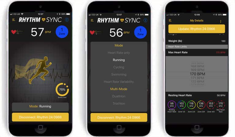review scosche rhythm24 puts accurate heart rate monitoring on your arm 6 - Review: Scosche RHYTHM24 puts accurate heart rate tracking on your arm