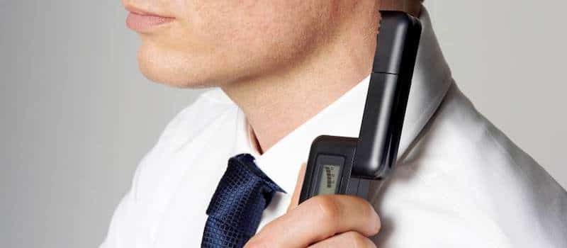 this handheld stench scale warns if you have bad body odor - This handheld stink scale warns if you have bad body odour