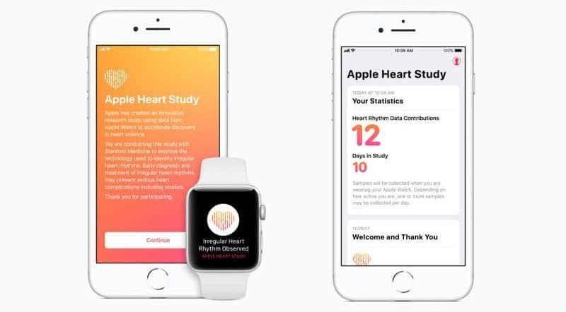 Apple closes enrolment to its smartwatch Heart Rate study