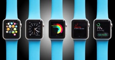 Apple registers six Apple Watch models ahead of September launch