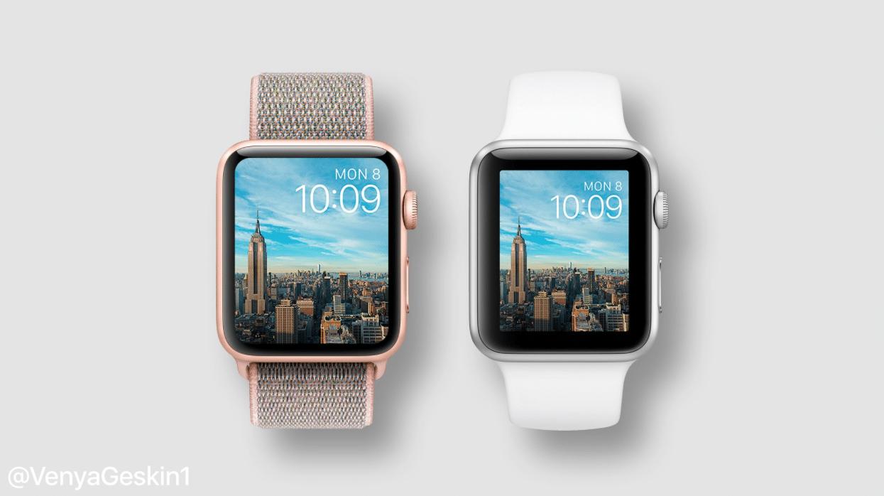 apple watch series 4 release date revealed