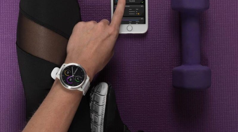 Data from Garmin wearables can now be streamed to third-party apps
