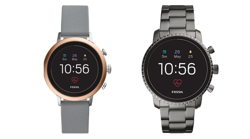 fossil s gen 4 smartwatches come with heart rate gps nfc and more 1 - Fossil's fourth generation smartwatches come with heart rate, GPS and NFC