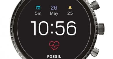 Fossil's Gen 4 smartwatches come with heart rate, GPS, NFC and more