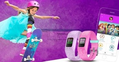 Top 10 fitness trackers for kids 2019