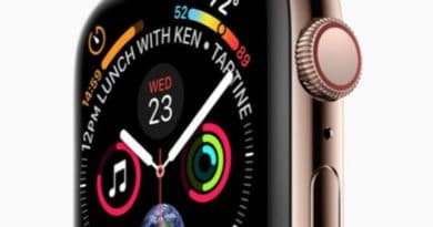 Leaked Apple Watch Series 4 pic reveals bigger screen, more complications