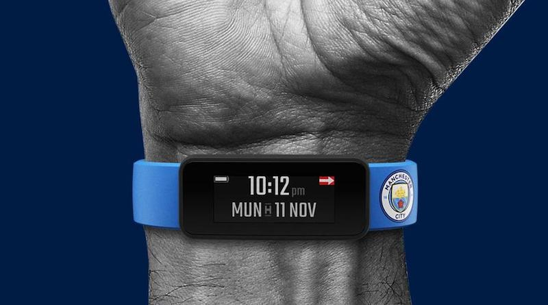 Manchester City's smartband is all about engaging supporters