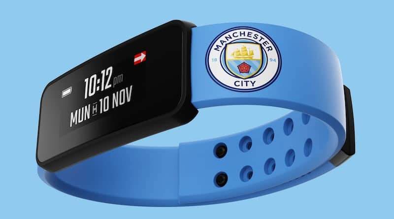 manchester city s smartband is all about engaging supporters - Manchester City's smart band is all about engaging supporters