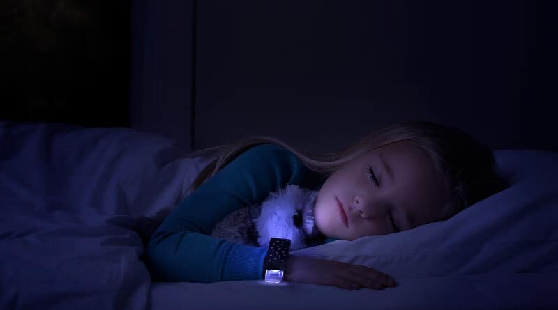 MyLite: wearable to help avoid night-time accidents