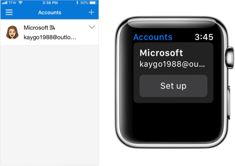 new apple watch app will sign you into a microsoft account no password needed - Go passwordless with new Apple Watch app for Microsoft accounts