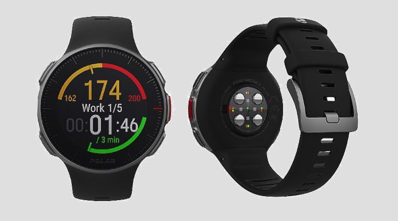 Polar Vantage V Triathlon and M Multisport Watch: pics, specs and pricing