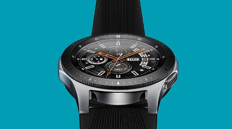 Samsung makes Galaxy Watch official at today's Unpacked event