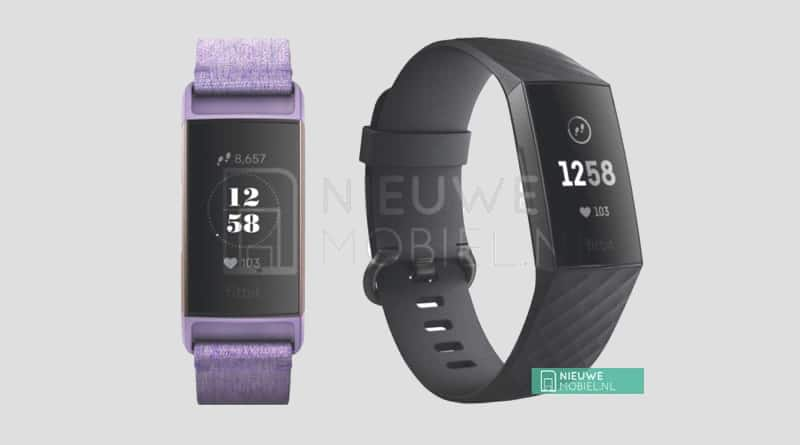 We now have the first images of Fitbit's upcoming Charge 3 fitness tracker