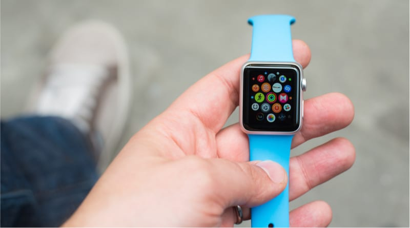 Apple tops wearable shipments, as demand for fitness trackers drops