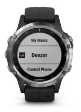 deezer partners with garmin so you can rock out while you workout 1 - Deezer partners with Garmin so you can rock out while you workout